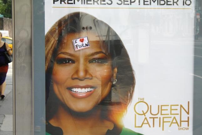 Queen Latifah har mött en del kritik